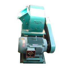 wood crushing equipments
