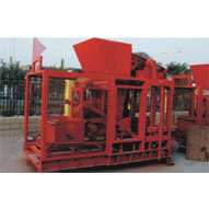 hydraulic brick press