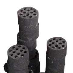 coal ball briquette
