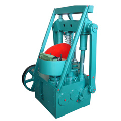 charcoal tablets briquette press