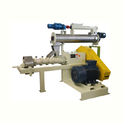 dry feed extruder
