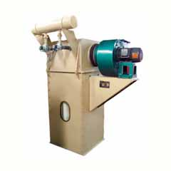 feed filter dust collector