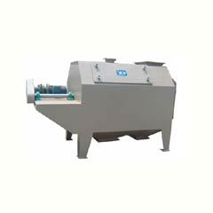 conical drum precleaner