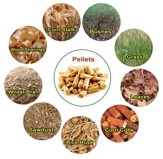 biomass pelleting machine pelletizing plant. Black Bedroom Furniture Sets. Home Design Ideas