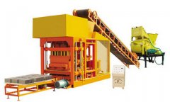 Complete Line for Clay Brick Making Machines