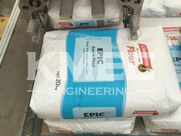 packaged flour