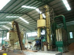 Wood Pellet Plant Project in Indonesia