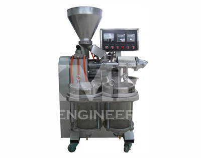 YZS-60 integrated oil press