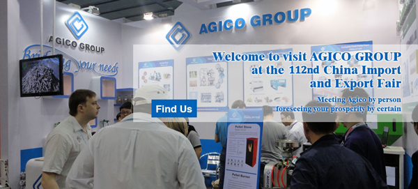 agico group at China Inport and Export Fair