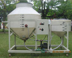 Oil biodiesel portable unit