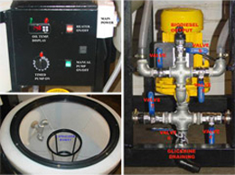 oil biodiesel processor details