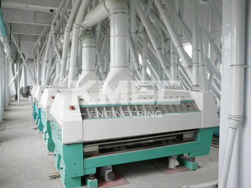 purifier in flour mill plant