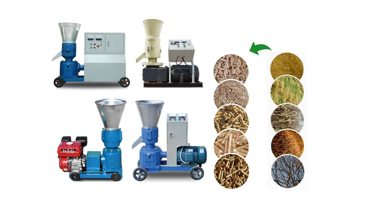 Environmental Benefits Of Wood Pellet Machine