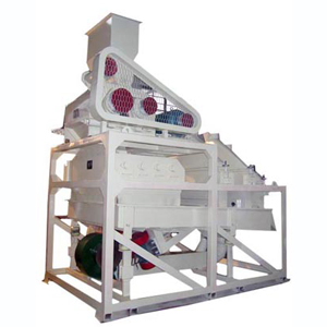 Soybean Hulling Machine