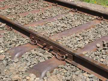 steel rail sleepers
