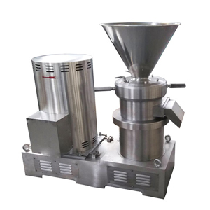 Peanut Grinding Machine