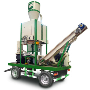 Small Mobile Biomass Pellet Plant